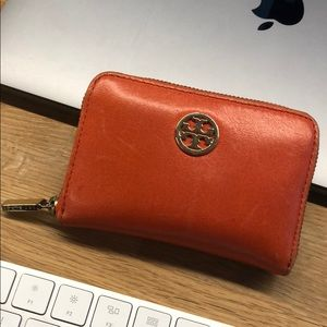 Tory Burch wallet with key ring